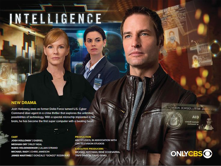 Intelligence - NEW show. Josh Holloway was really great in it! I'm definitely sticking around for this one.