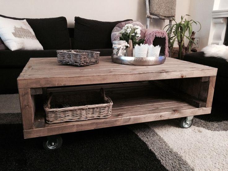Bygg selv: stuebord