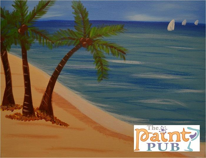 Thepaintpub Admin Paintings August62012542BeachNew LARGE