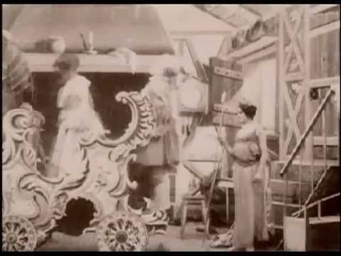 Cinderella (1899) - Georges Melies   This oldest known film adaptation of Charles Perrault's 1697 fairy tale, Cendrillon, is also the first movie to utilize a dissolve transition between scenes. Méliès accomplished this by closing the lens aperture, rewinding the film, and then re-opening the aperture.