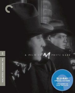 M (The Criterion Collection) [Blu-ray]: Peter Lorre, Otto Wernicke, Gustaf Gründgens, Ellen Widmann, Inge Landgut, Theodor Loos,...