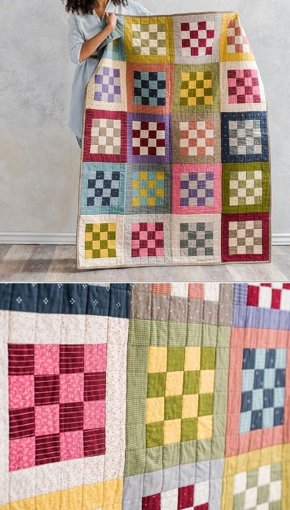 I Ve Got A Plan Making Scrap Quilts From Stash Quilts