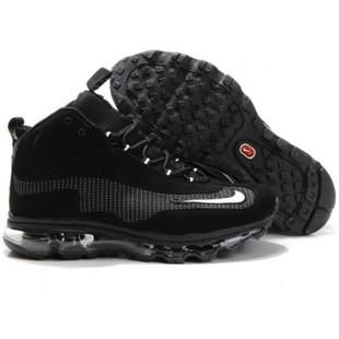 442478 010 Nike Air Max Jr Black Black D17009