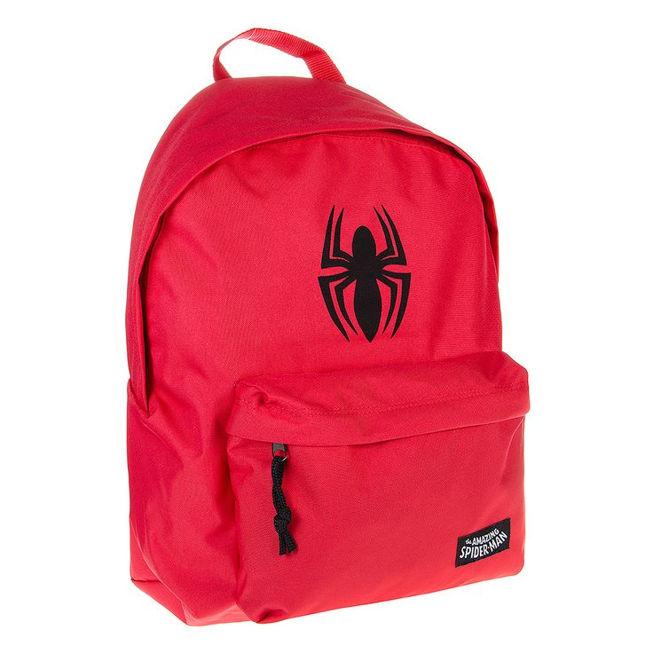 Spiderman Backpack (Red)