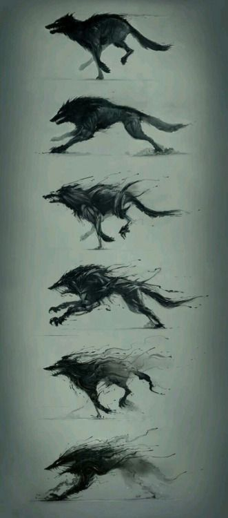 lolshtus:A Wolf Becoming More Sinister