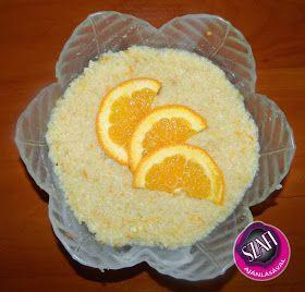 Köles desszert (vegán köles puding) / köleskása recept