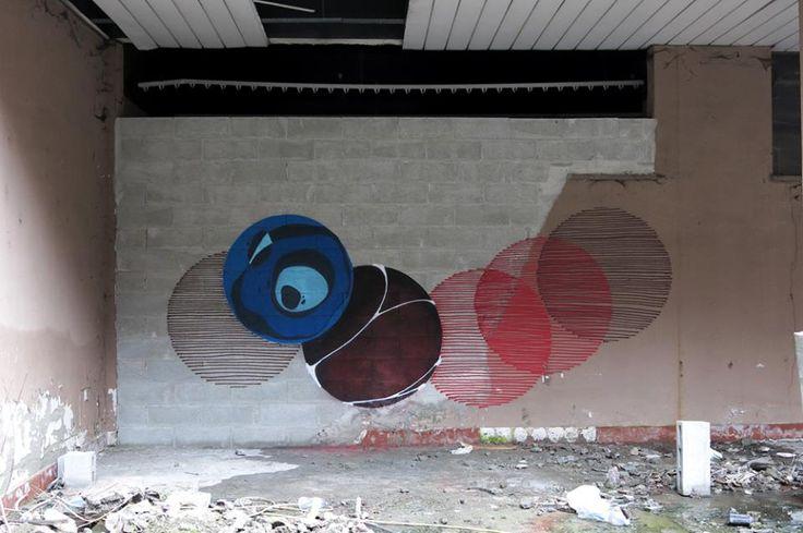 Corn 79 - Italian Street Artist - Italy - 02/2015 - |\*/| #corn79 #streetart…