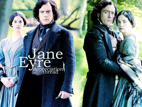 Welcome to the 1st Jane Eyre thread!