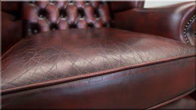 chesterfield bőrgarnitúra