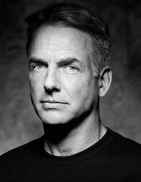 Mark Harmon: I know..hes not a book, but just the sexiest man ever....oh, and I love NCIS as well