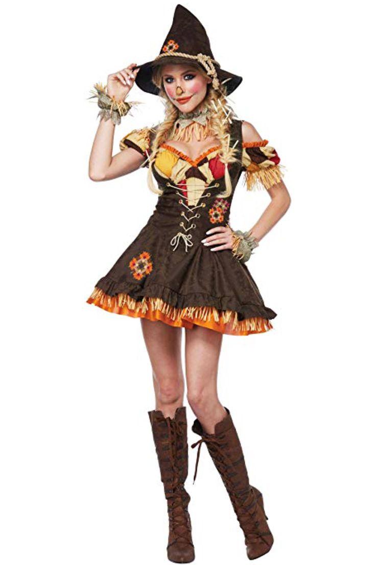 Scarecrow costume Wizard of oz scarecrow costume