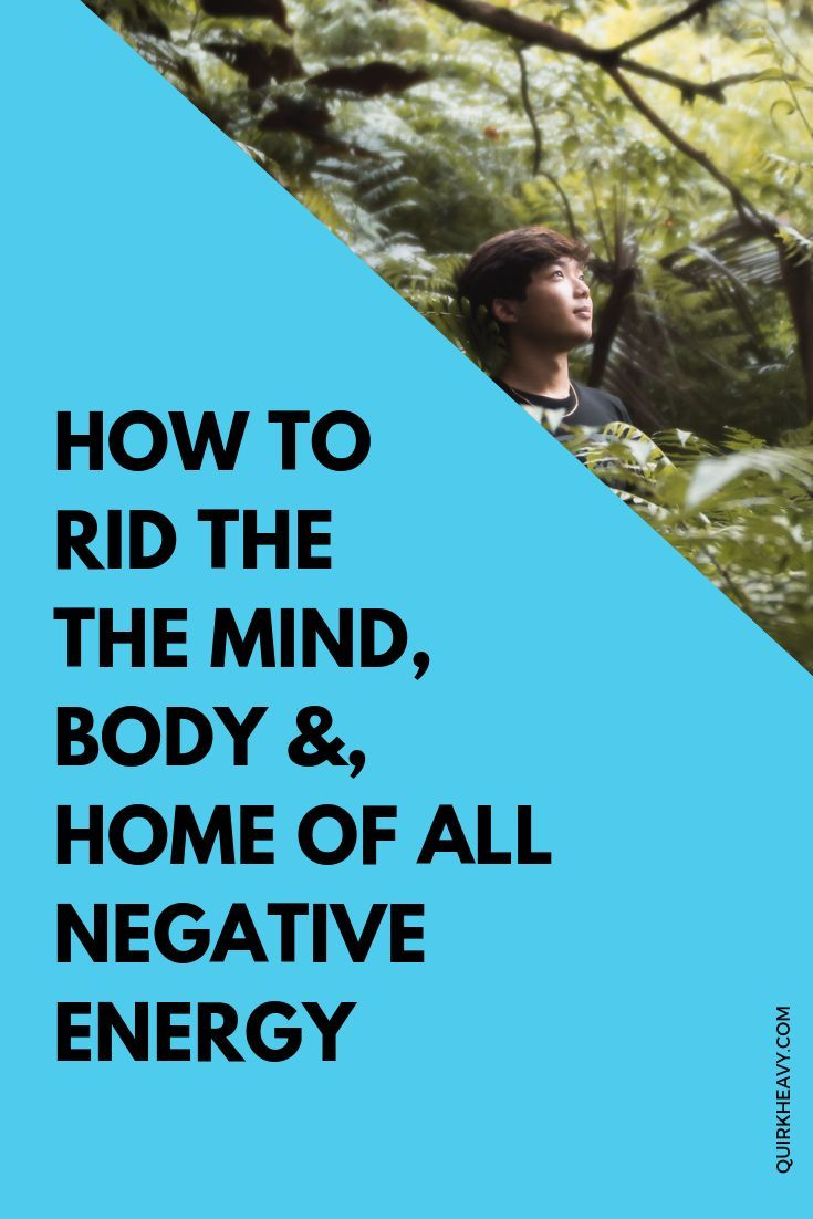 Remove Your Mental Blocks By Cleansing Your Energy Redefined Narrative Clear Negative Energy Energy Energy Healing