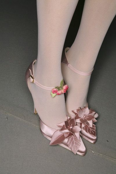 ~Christian Lacroix Spring 2007 - Details  | The House of Beccaria#