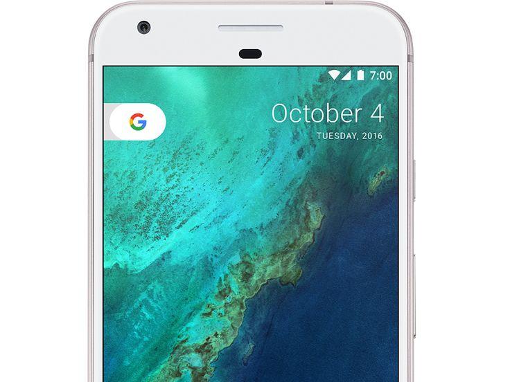 google pixel water test