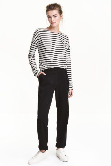 Cigarette trousers   H&M