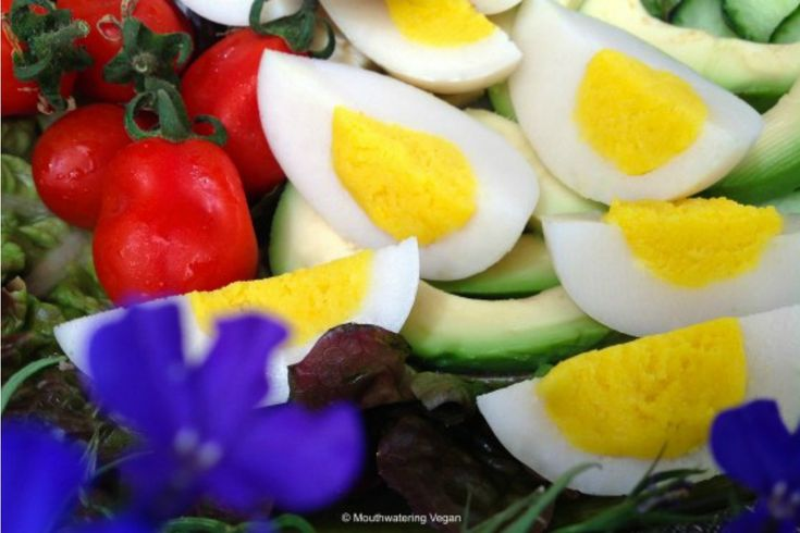 The Ultimate Genius Vegan Eggs [Vegan, Gluten-Free] | One Green Planet