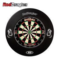 DS15 Red Dragon Dartboard Surround - Black  https://www.reddragondarts.com/det/12440/DS15-Red-Dragon-Dartboard-Surround-Black/