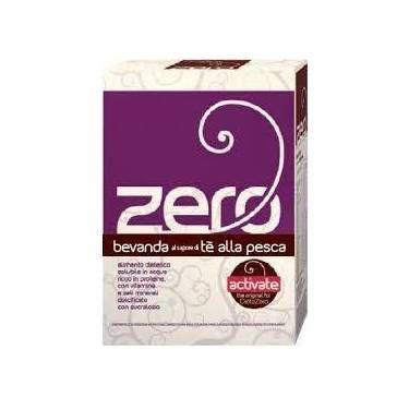 Dieta Zero Bevanda Dietetica Gusto Tè alla Pesca