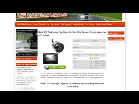 Car Back Up Camera | Best Rear View Camera For Cars,Trucks, RV's. Tips on purchasing your first wireless backup camera. Also rear view mirror cameras and license plate rear backup camera systems