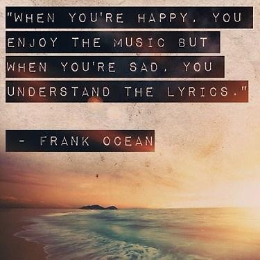 ... listen to the lyrics