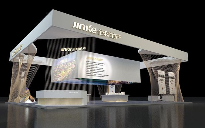 Exhibition Booth Area : Best images about hanging signs exhibits on pinterest