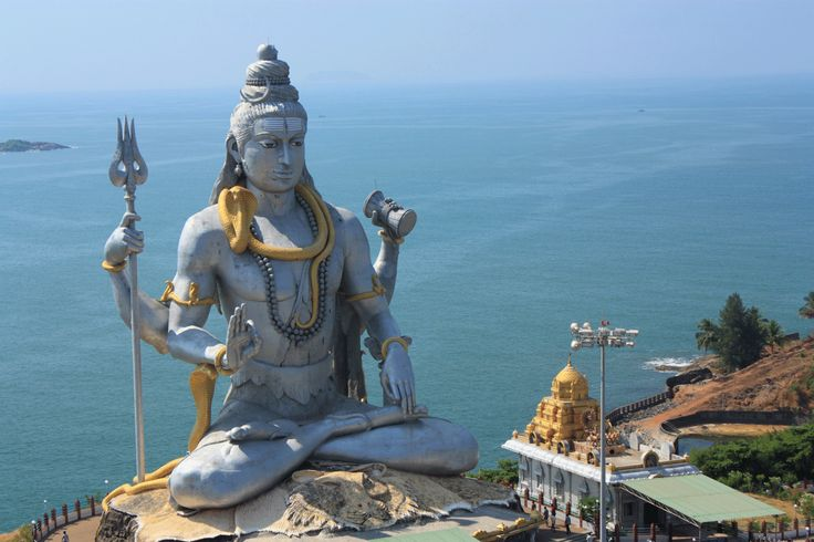 #shiva #murudeshwar #india #karnataka #travel #viaggi #viaggiaresumisura