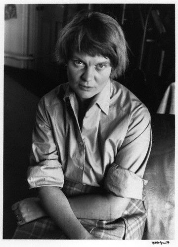 Iris Murdoch DBE (15 July 1919 – 8 February 1999) was an Irish-born British author and philosopher, best known for her novels about political and social questions of good and evil, sexual relationships, morality, and the power of the unconscious.