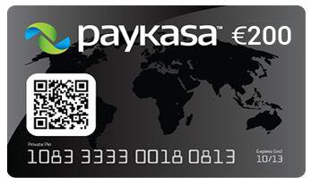 Paykasa kart ile online alışveriş hızlıdır.