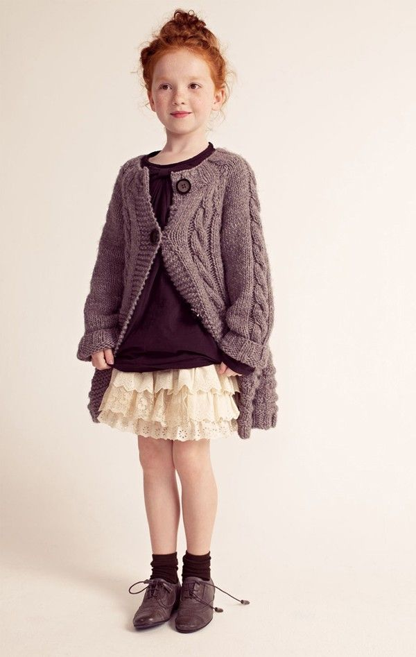 Kids Fashion Fall 2013: Knitwear