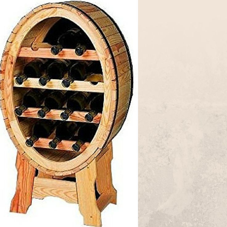Wine Rack Bottle 14 Holder Wooden Design #WineRackBottle
