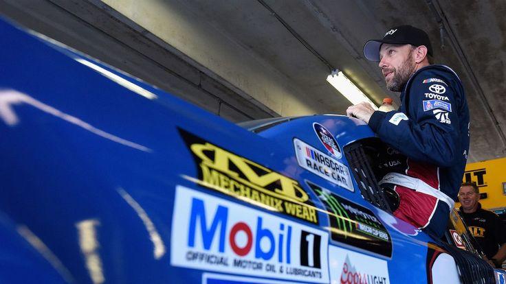 Matt Kenseth 1-on-1 with Kenny Wallace I NASCAR RACE DAY