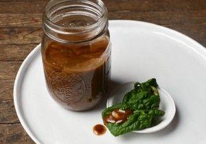 balsamik soslu salata sosu tarifi