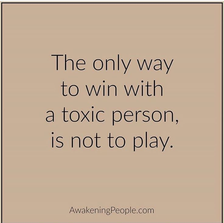 "Toxic people (backstabbers, liars, deceivers) won't stop getting involved in your life behind your back until they think they have done everything they can to screw you over. The best thing to do is just close the door on them and never open it again. Toxic people love to brag to others about how they're screwing you over but they always make it sound as if it's your fault everything happened or they're doing it to protect you (for example - to keep you away from an ""abusive"" man)."