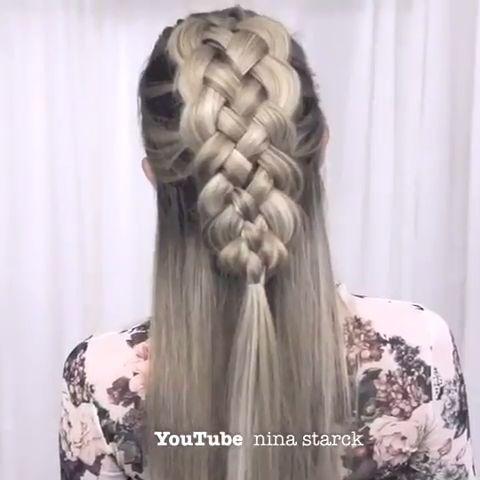 Braided Hair Style!