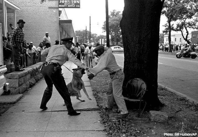#OnThisDay in 1963, African Americans in Birmingham were attacked, beaten and hosed by Birmingham police during the Birmingham Campaign. As the attacks continued over nine days, Birmingham business leaders recognized the injustices and sought Dr. King to negotiate a settlement that would desegregate lunch counters and place more African Americans in jobs.