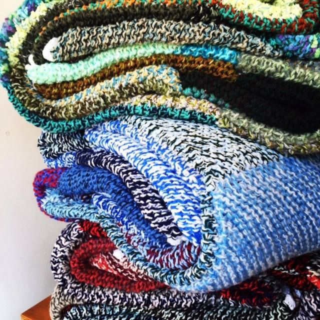 Loving these handmade wool blankets.. made with love by the Anglican Womens Association www.storehousecharity.com