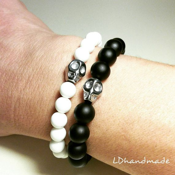Check out this item in my Etsy shop https://www.etsy.com/listing/496813700/beaded-silicone-elastic-bracelets-with