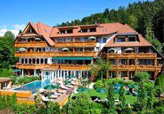Wellnesshotel ERFURTHS BERGFRIED 4 Sterne Superior - Schwarzwald Wellness Ferien Hotel
