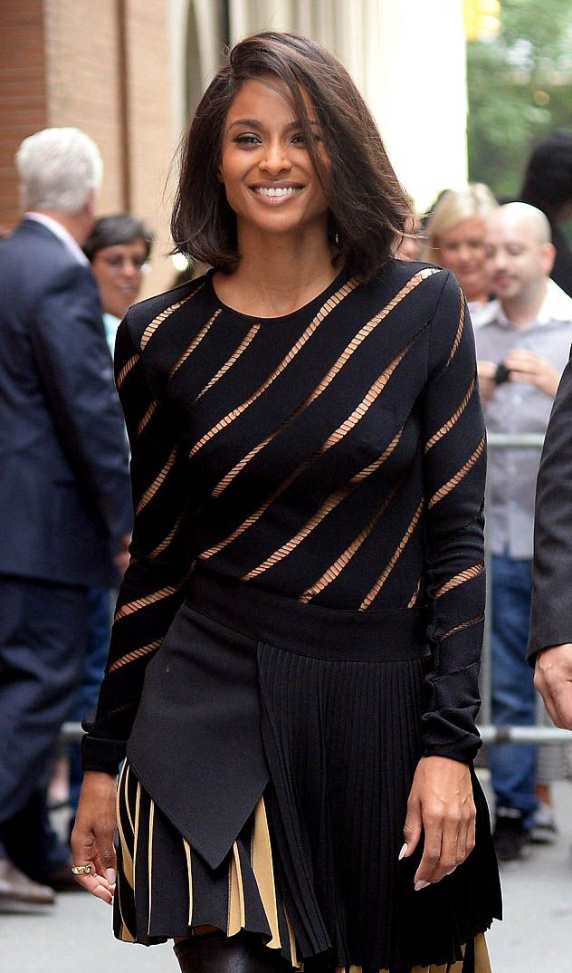 soph-okonedo: Ciara spotted leaving 'The... | Only Ciara