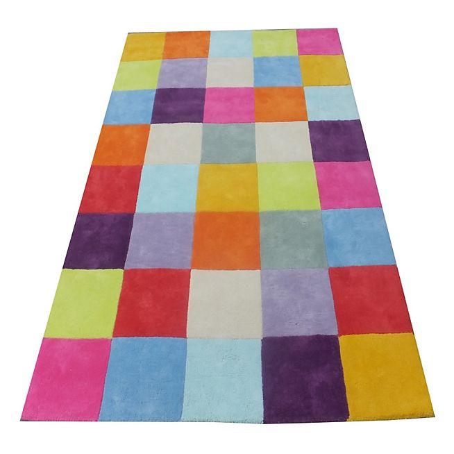 Les 25 Meilleures Id Es De La Cat Gorie Tapis Multicolore Sur Pinterest Tapis Multicolores
