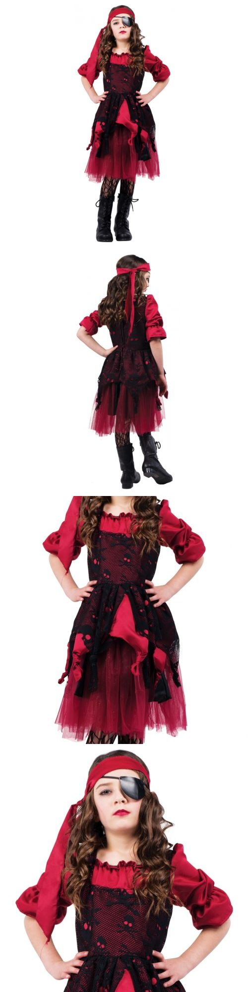 Halloween Costumes Kids: Pirate Costume Kids Halloween Fancy Dress -> BUY IT NOW ONLY: $41.09 on eBay!