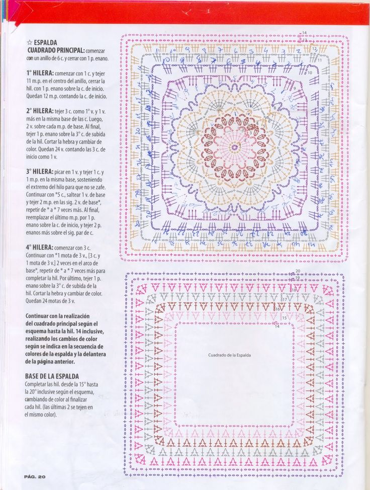 121 best Crochet Mandala images on Pinterest | Crochet patterns ...