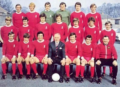 ☼ #LFC Squad 1970/71