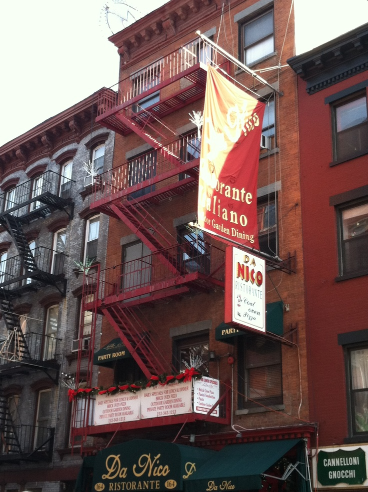 50 Best Little Italy NYC Images On Pinterest