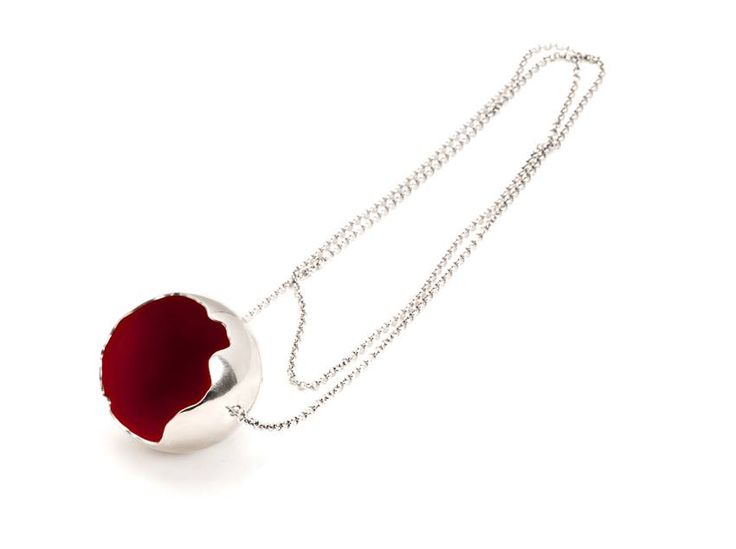DeepHeat Necklace