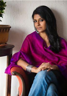 Divassence! | An Indian Makeup and Beauty Blog: The Jhumka Diaries: Under the Scanner: Nandita Das