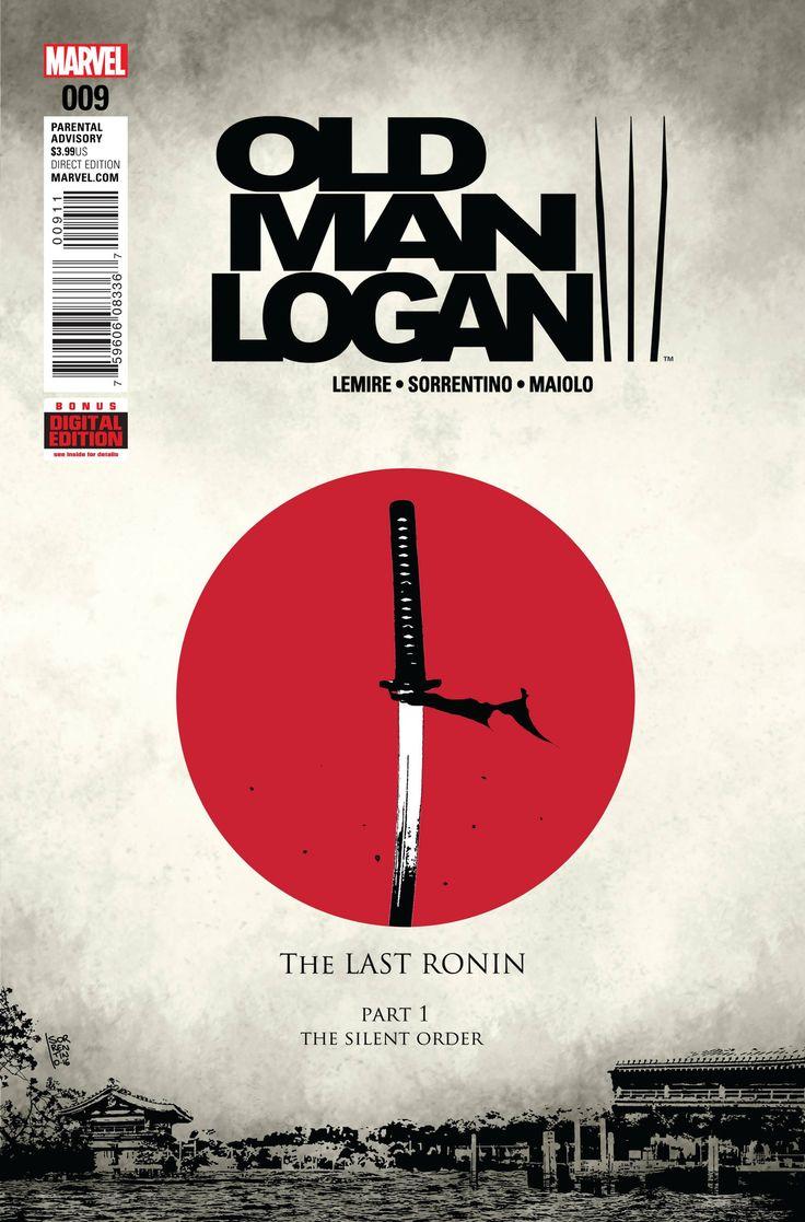 OLD MAN LOGAN #9 (2016)