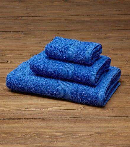 Martin Πετσέτα Μπλε - Πετσέτες Μπάνιου | Pennie® - pennie.gr