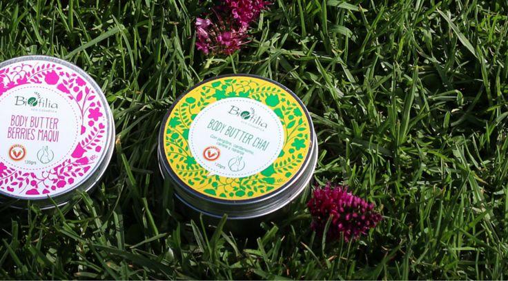 Body Butter Chai  de Biofilia Eco Cosmética