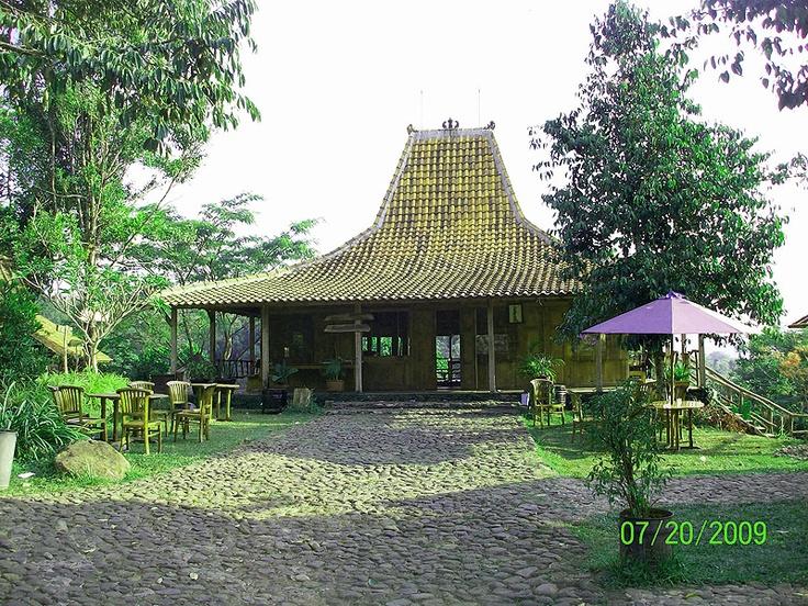 Joglo House - Java